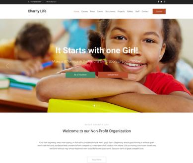 charity-life-demo