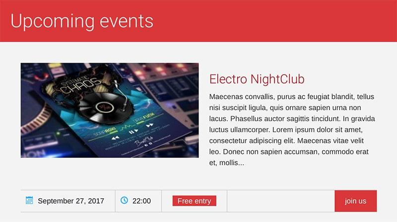 StereoClub - NightClub, Music, Dj, Band WordPress Theme & Gutenberg ...