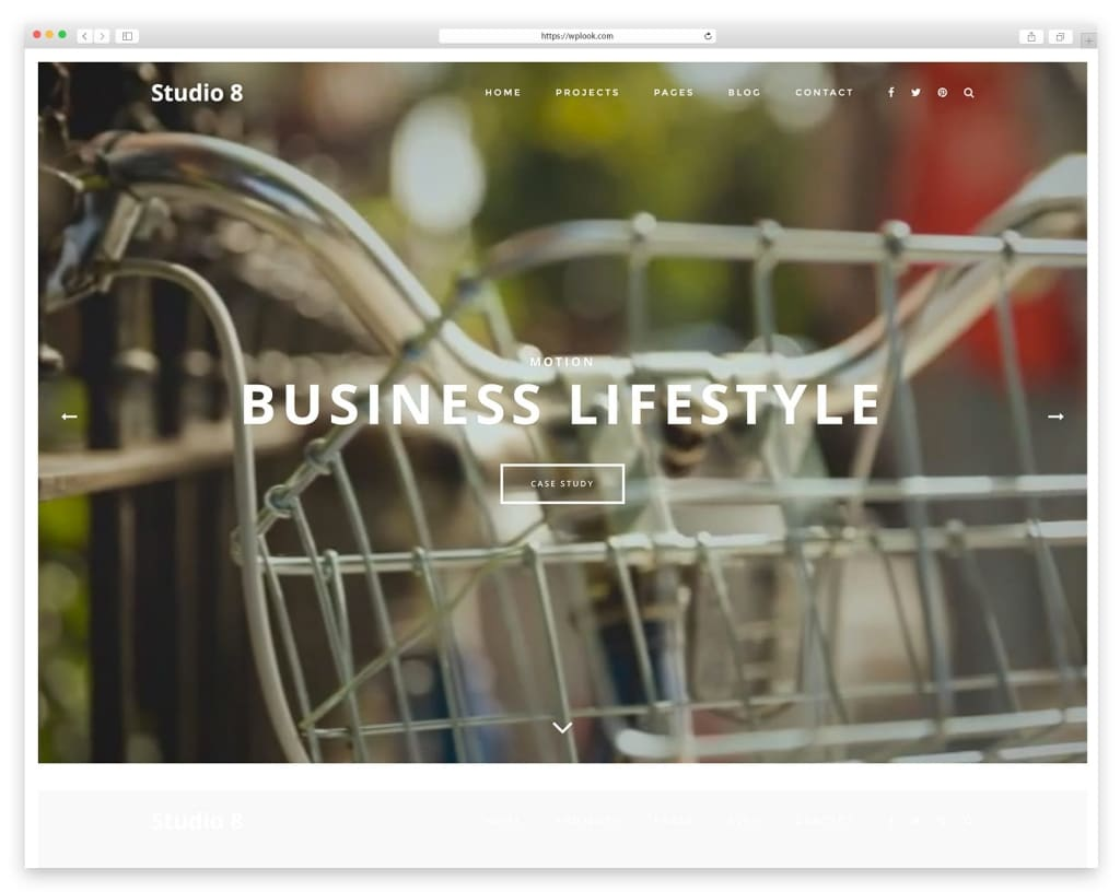 Studio 8 - WooCommerce Themes