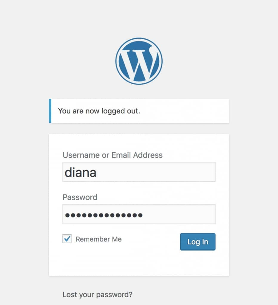 Use Remember Me to Bypass Login Page in WordPress