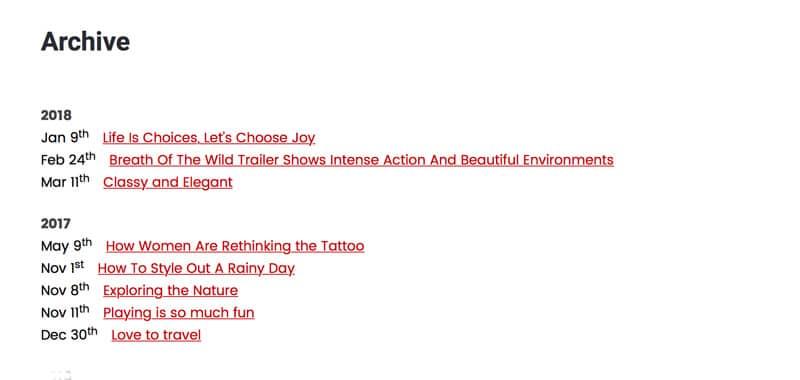 Magazine - Lifestyle Magazine WordPress Theme & Gutenberg Compatible