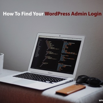 How To Find Your WordPress Admin Login