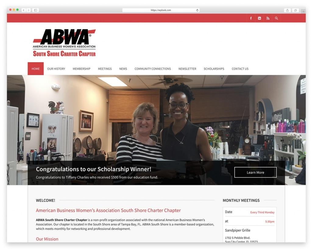 American Business Women's Association