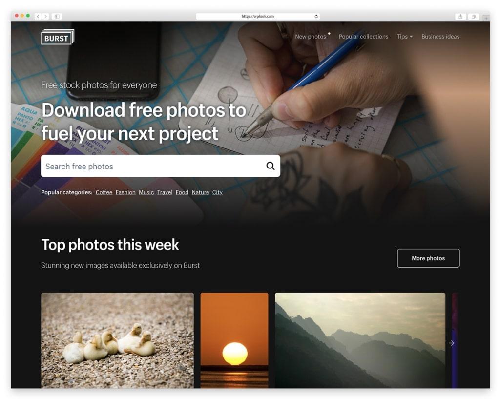 Burst Shopify - Free Stock PHotos