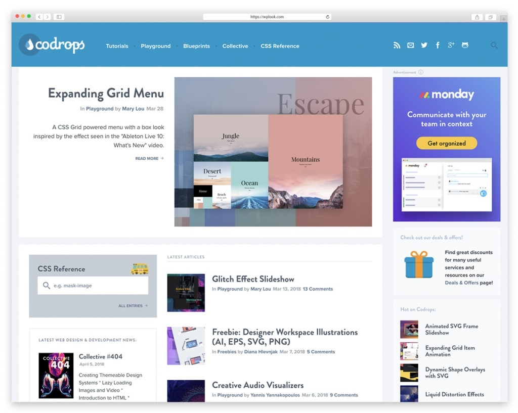 Codrops Design Blog
