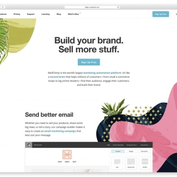 MailChimp - Email Newsletter Tool