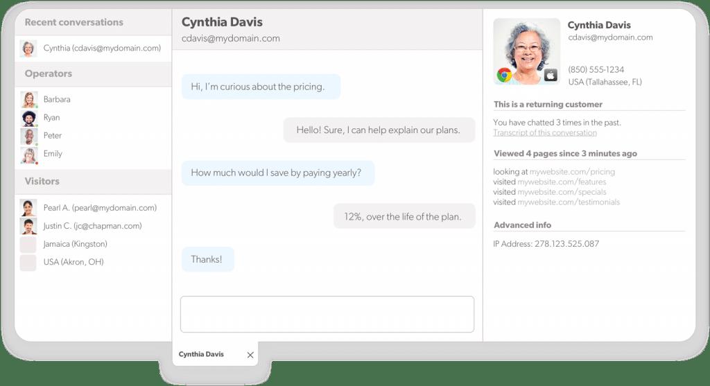 Olark Live Chat Plugins for WordPress