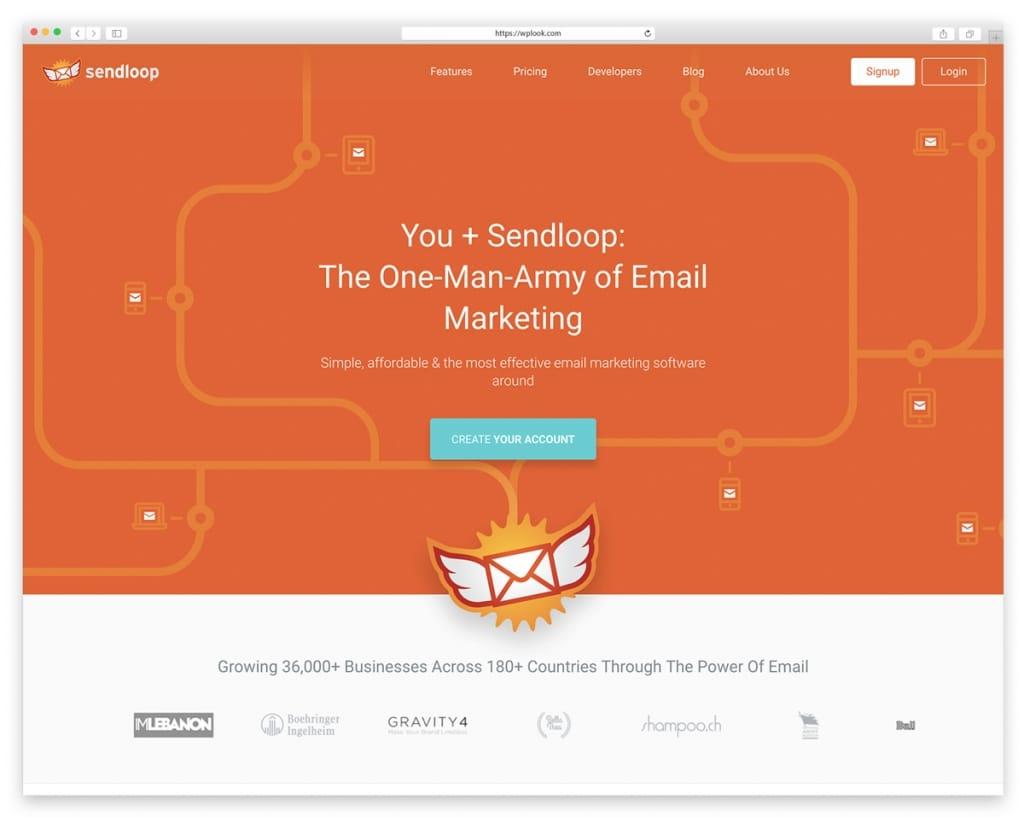 Sendloop - Email Marketing Service