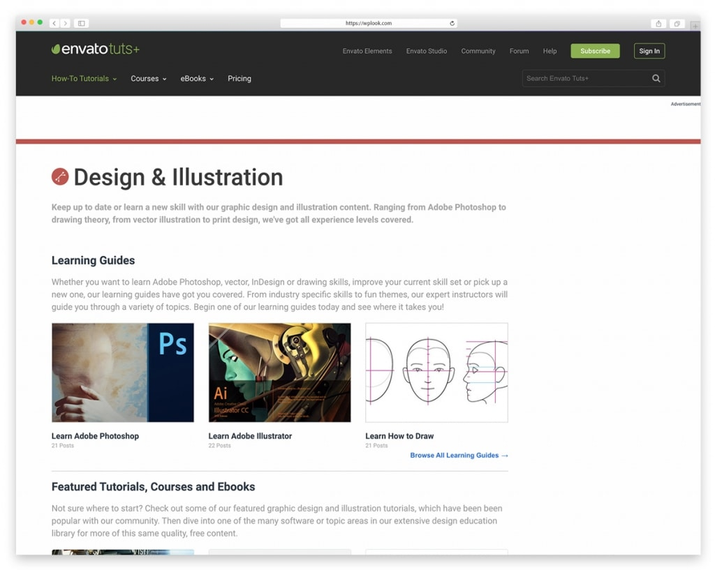 Design Tuts + Design Blog