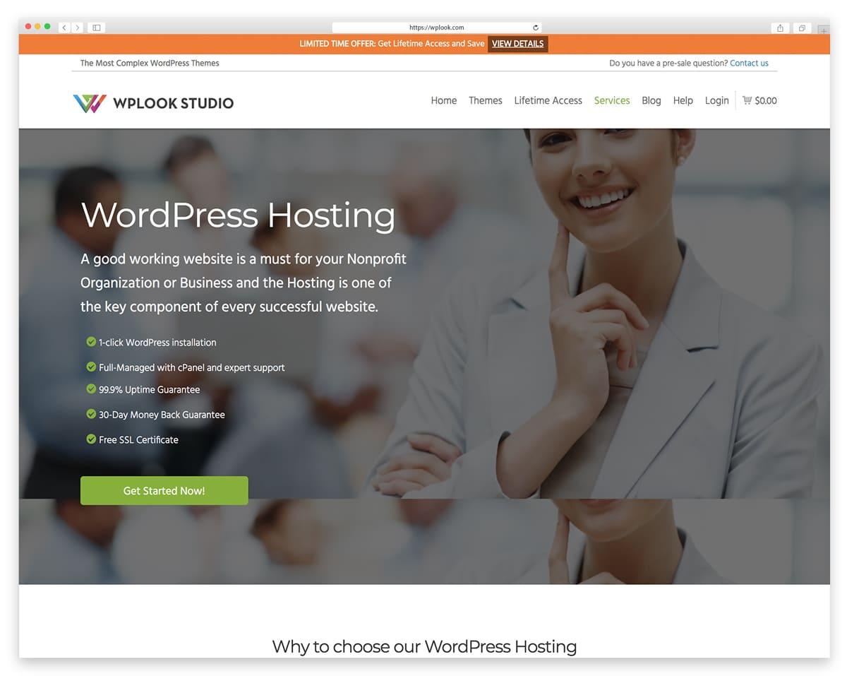 WPlook Hosting