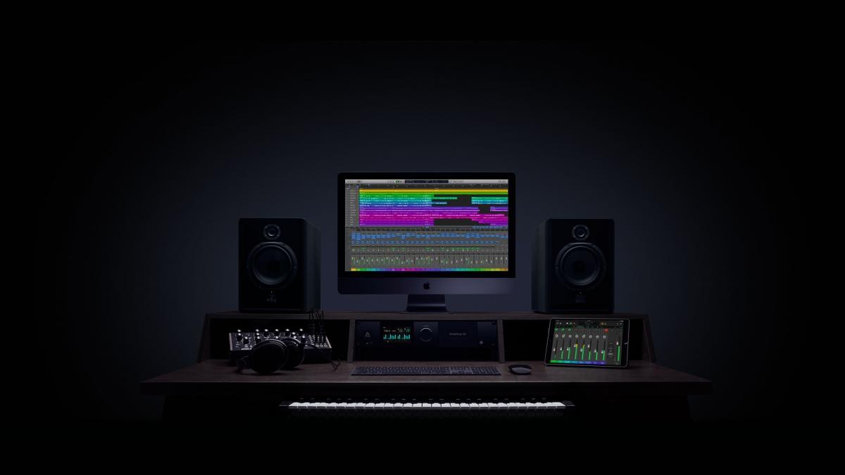 music editing studio for mac