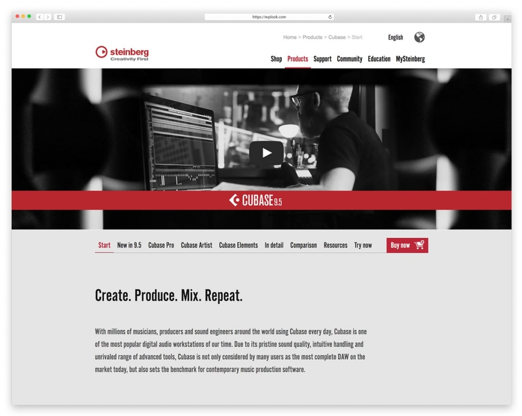 Cubase - Audio Editing Software