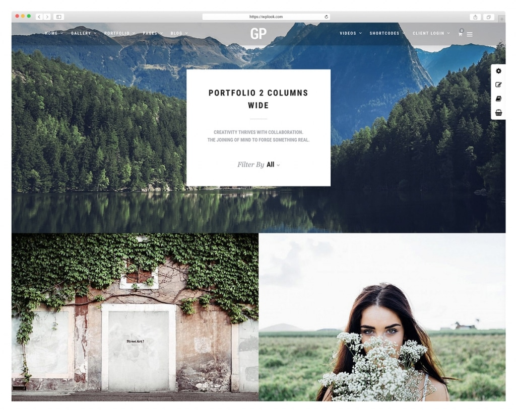 Grand Photography - WordPress Theme for Photography