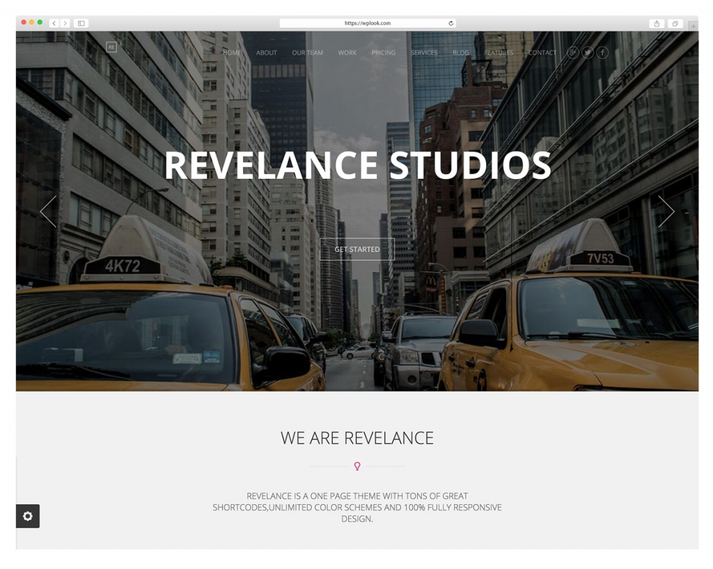 Revelance - WordPress Theme with Visual Composer
