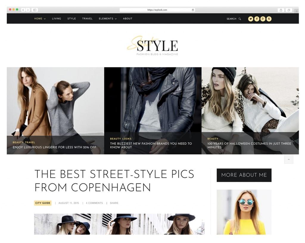 Street Style - Fashion & Lifestyle Personal Blog