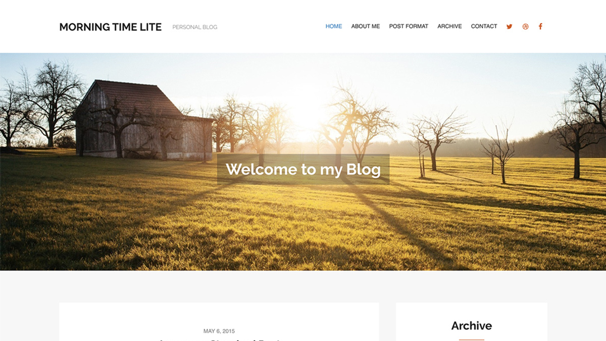 15 Best Free Wordpress Themes In 2019 Wplook Themes